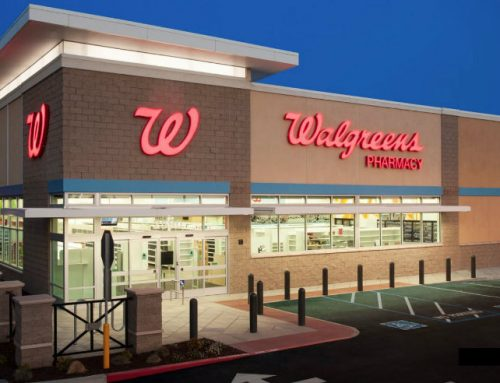 Walgreens offers delivery in less than two hours