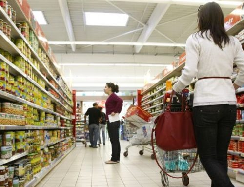 The Sweat, Stench and Staggering Logistics of the American Supermarket