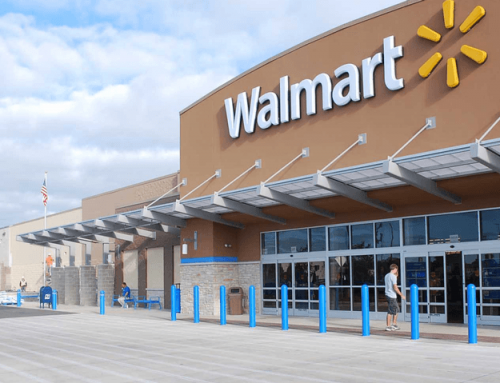 Walmart Unveils High-Tech Grocery Warehouse
