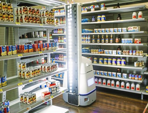 Bossa Nova just raised another $29 million for its grocery store robots used by Walmart