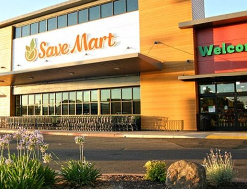 Save Mart kicks off pilot of shelf-scanning robots
