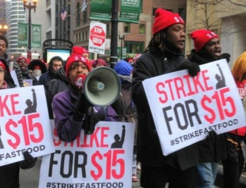Fighting for $15—and a Union