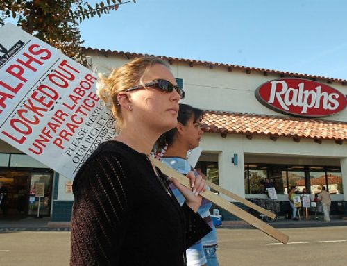 UFCW turns up heat on Ralphs in Southern California