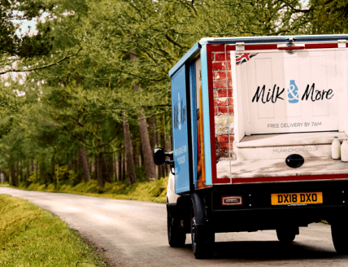 Milkmen are returning to London as millennials order glass milk bottles in a bid to slash plastic waste