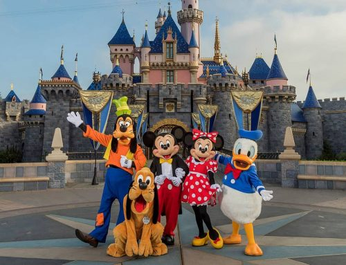Disneyland Reopening Wins Union Support