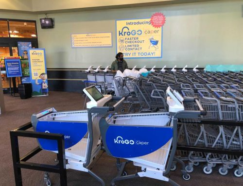 Kroger Is Testing A New Smart Cart That Lets Shoppers Skip The Checkout Line