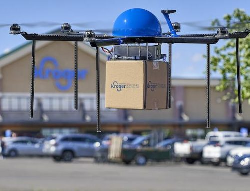 Kroger to test grocery deliveries by drone